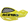 Acerbis Uniko MX Vented Handguards - 1996 Yamaha YZ125 Acerbis Mix & Match Plastic Kit