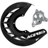 Acerbis X-Brake Disc Cover With Mount Kit - 2007 KTM 200XC Pro Moto Billet Sharkfin Rear Disc Guard