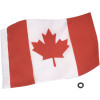 Show Chrome Canadian Flag - 2005 Honda VTX1800F3 Show Chrome Helmet Holder Pin - 10mm