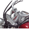 Show Chrome Handlebar Risers Without Bolts - 2001 Honda Shadow Aero 1100 - VT1100C3 Show Chrome Front LED Turn Signal Conversion Kit