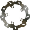 Braking W-FIX Brake Rotor - Rear - 2007 Honda CBR1000RR Driven Sport Series Brake Rotor - Rear