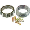 Barnett Clutch Kit - 2004 Kawasaki KFX400 Wiseco Clutch Pack Kit