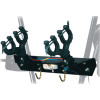 Cycle Country UTV Gun Rack - 1988 Yamaha BIGBEAR 350 4X4 Cycle Country Bearforce Pro Series Plow Combo