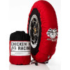 Chicken Hawk Standard Tire Warmers - Chicken Hawk Standard Tire Warmers