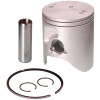 Pro X 2-Stroke Piston - 1990 Honda CR80 Cometic Top End Gasket Kit