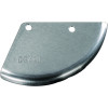 DeVol Rear Disc Guard - 2007 KTM 200XC Pro Moto Billet Sharkfin Rear Disc Guard