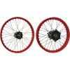 DNA Specialty Front & Rear Wheel Combo - 2008 KTM 530EXC Pro Wheel Rim & Spoke Combo
