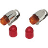 Drag Specialties Pony Marker Lights - Drag Specialties Bullet Marker Light