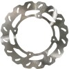 Driven Sport Series Brake Rotor - Front - 2009 Kawasaki KX250F Driven Sport Series Brake Rotor - Rear