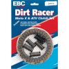 EBC Dirt Racer Clutch Kit - 2004 Kawasaki KFX400 Wiseco Clutch Pack Kit