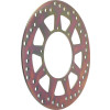 EBC Brake Rotor - Rear - 1999 Honda CR125 EBC Brake Rotor - Front