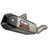 FMF Apex Slip-On Exhaust - Vance & Hines CS One Slip-On Exhaust