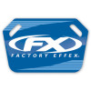 Factory Effex Pit Board - Factory Effex 2013 Fork Guard Graphics - Suzuki