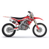 Factory Effex 2013 EVO 10 Graphics - Honda - Factory Effex OEM Graphics 03 Honda