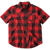 Fly Jack Down Button Up Shirt - Metal Mulisha Cut Throat T-Shirt