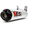 Big Gun Eco System Slip-On Exhaust - HMF Performance Series Slip-On Exhaust