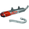 Big Gun Evo R Complete Exhaust - AC Racing Nerf Bars