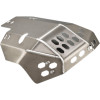 GYTR Skid Plate - GYTR Side Wind Deflectors - Clear