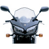 GYTR Tall Windshield - GYTR Side Wind Deflectors - Clear
