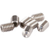 Hammerhead Replacement Rotating Brake Tip Set Screws - Galfer Semi-Metallic Brake Pads