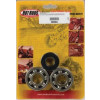 Hot Rods Crank Bearings And Seals Kit - 2002 Honda CRF450R Athena Gasket Kit - Complete