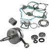 HOT RODS Complete Bottom End Kit - 2001 Kawasaki KX60 Wiseco Top And Bottom End Kit - 2-Stroke