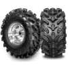 Interco Swamp Lite ATV Tire - Kenda Bearclaw Front / Rear Tire
