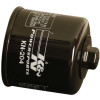 K&N Spin-on Oil Filter - 2006 Honda VTX1800C3 NGK Laser Iridium Spark Plugs