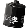 K&N Spin-on Oil Filter - 1999 Honda Valkyrie Interstate 1500 - GL1500CF Kuryakyn Lever Set - Zombie
