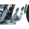 Kuryakyn Standard Forward Controls - Vance & Hines Shortshots Exhaust