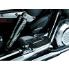 Kuryakyn Retractable Passenger Pegs With Floorboard Mount Without Adapters - 2004 Suzuki Marauder 1600 - VZ1600 Kuryakyn Footpeg Adapters - Front