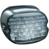 Kuryakyn Panacea LED Tail Light - Laydown - Kuryakyn LED Tail Light Conversion - Low Profile