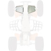 Moose A-Arm Guards - Moose Full Chassis Skid Plate