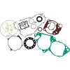 Moose Gasket Set With Oil Seals - 2002 Polaris SCRAMBLER 500 4X4 Moose Complete Engine Gasket Set