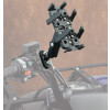 Moose Finger Grip ATV/UTV Communication Holder - Moose 393X Wheel