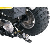 "Moose Three-Way Receiver Hitch - 2"" - 2010 Polaris RANGER EV 4X4 Moose 393X Center Cap"