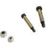 Moose RM4 Hitch Pins - 2003 Yamaha BIGBEAR 400 4X4 Moose Dynojet Jet Kit - Stage 1
