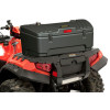 Moose Rear Storage Trunk - 2011 Yamaha GRIZZLY 550 4X4 POWER STEERING Moose 393X Center Cap
