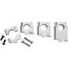 Moose Universal Oversized Bar Mounts - Easton Mountain Products EXP Universal Bar Clamps