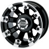 Moose 393X Wheel - 2010 Honda TRX250 RECON ES Moose 393X Center Cap