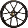 Marchesini Forged Magnesium SBK Rear Wheel With Sprocket Carrier Kit - 2010 BMW S1000RR Marchesini Forged Magnesium SBK Front/Rear Wheel Combo With Sprocket Carrier