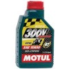 Motul 300V 4T Competition Synthetic Oil - K&N Air Filter