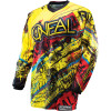 O'Neal 2014 Youth Element Jersey - Acid - O'Neal 2014 Youth Element Jersey - Mutant
