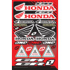 One Industries 2013 Honda CR Decal Sheet - 1989 Honda CR250 UFO Plastic Kit