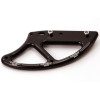 Pro Moto Billet Rear Disc Guard - 2007 KTM 200XC Pro Moto Billet Sharkfin Rear Disc Guard