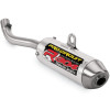 Pro Circuit R 304 Shorty Silencer - 2-Stroke - 2009 KTM 250SX Pro Circuit Works Pipe
