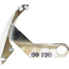 Powerstands Racing Swingarm License Plate Bracket - 2001 Ducati 996S Powerstands Racing GP Brake Lever
