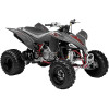 New Ray Toys 1:12 2008 Yamaha YFZ450 - Grey - New Ray Toys Die-Cast 2012 Honda TRX450R