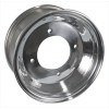 Rock Aluminum Wheel - DWT .125 Aluminum Blue Label Wheel