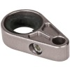 Rock Billet Brake Line Clamps - Rock E-Brake Block Off Plate